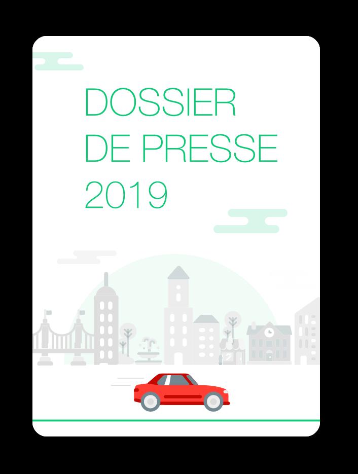 Dossier de presse 1 - Media kit