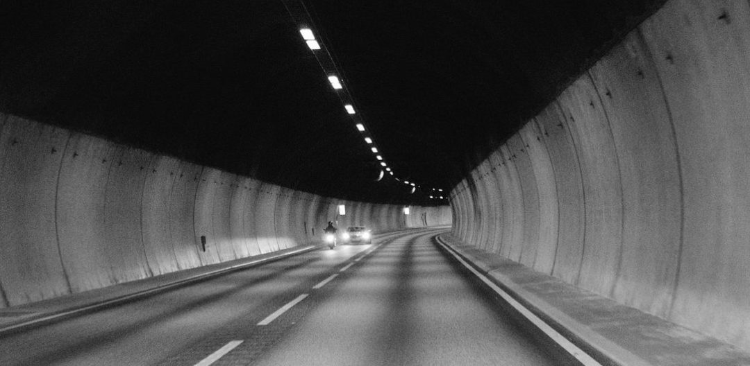 Tunnel routier