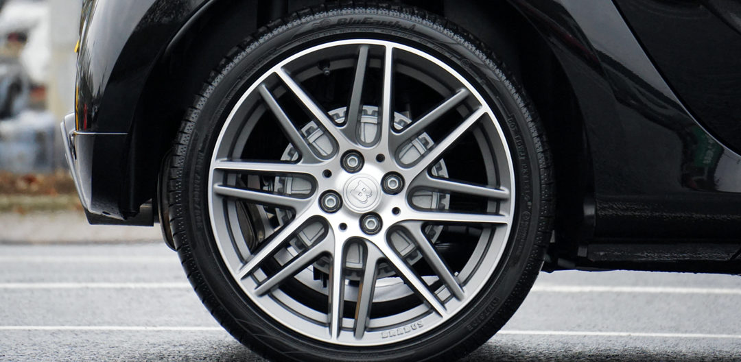 the right tires for a car
