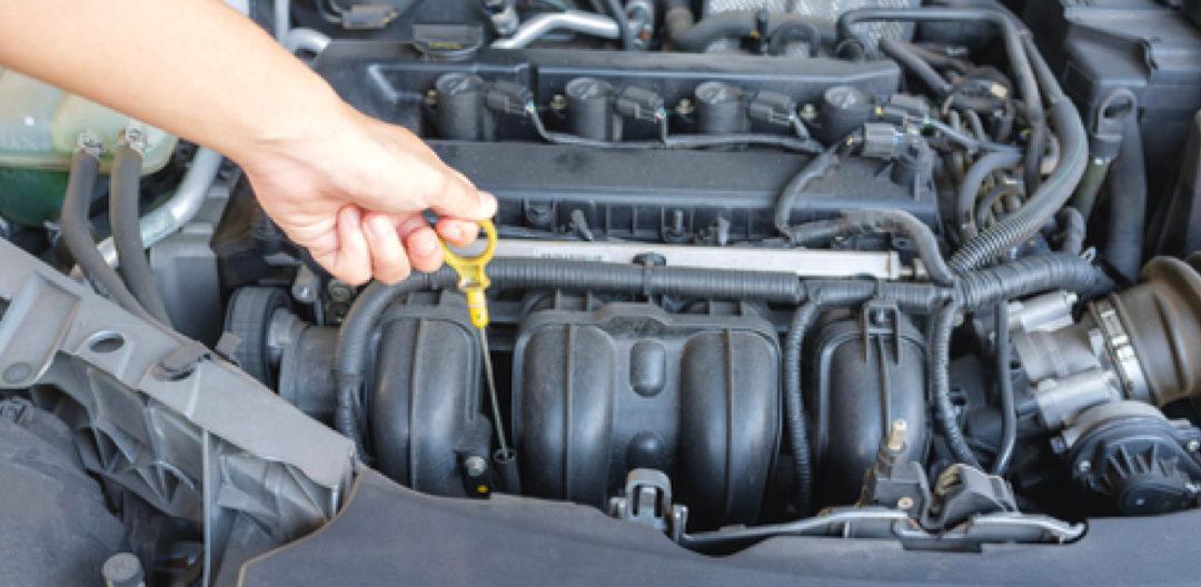 car engine check