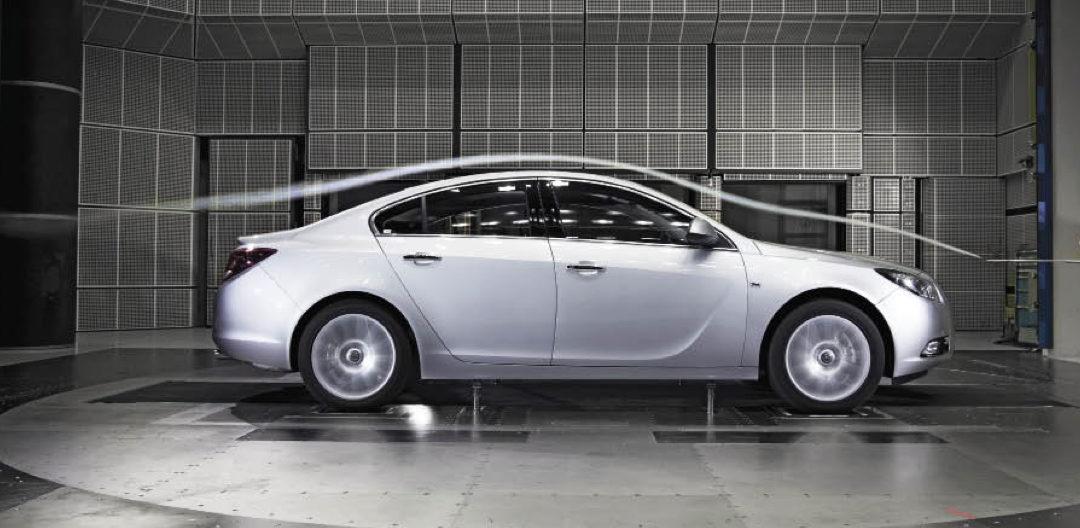 Aérodynamisme voiture