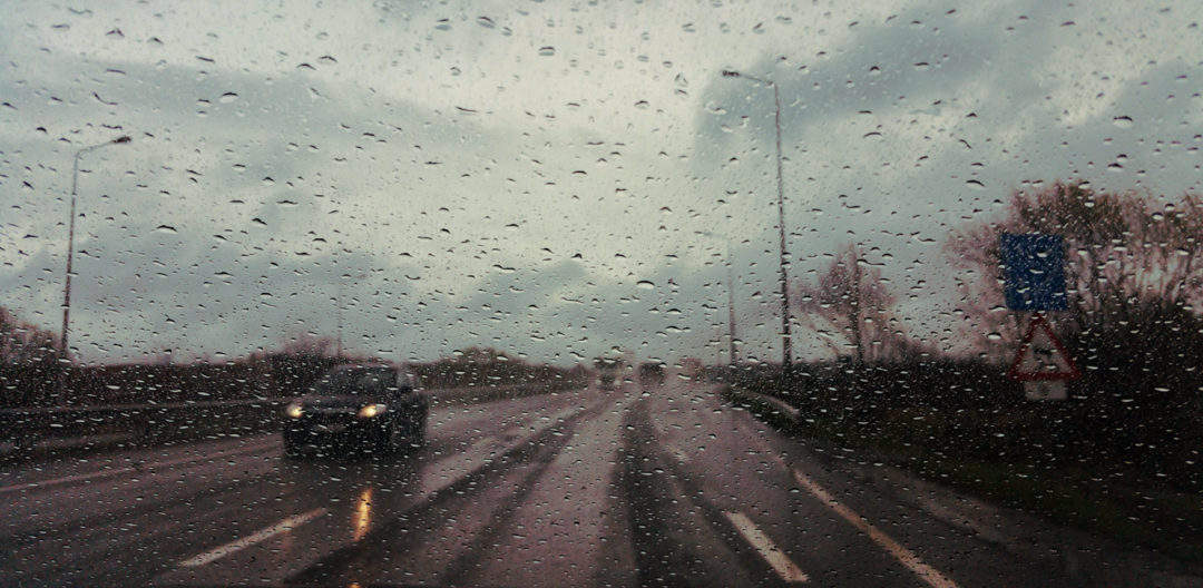 eiverTip 71: Drive safely under the rain