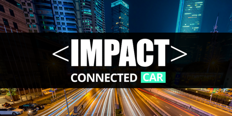 eiver moves forward to the next step of IMPACT Connected Car!