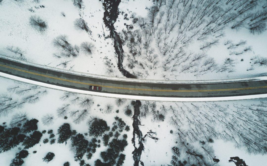 eiverTip n°85 : ❄️Conduite sur neige = anticipation