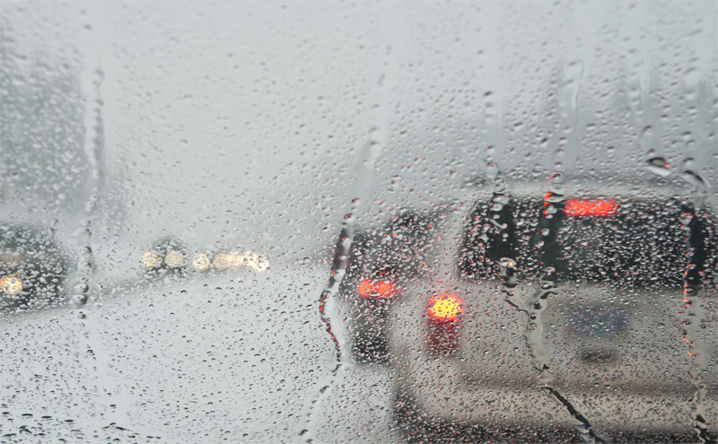 eiverTip #71: Drive safely under the rain