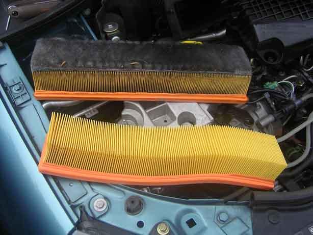 eiverTip 66: Do not neglect the air filter
