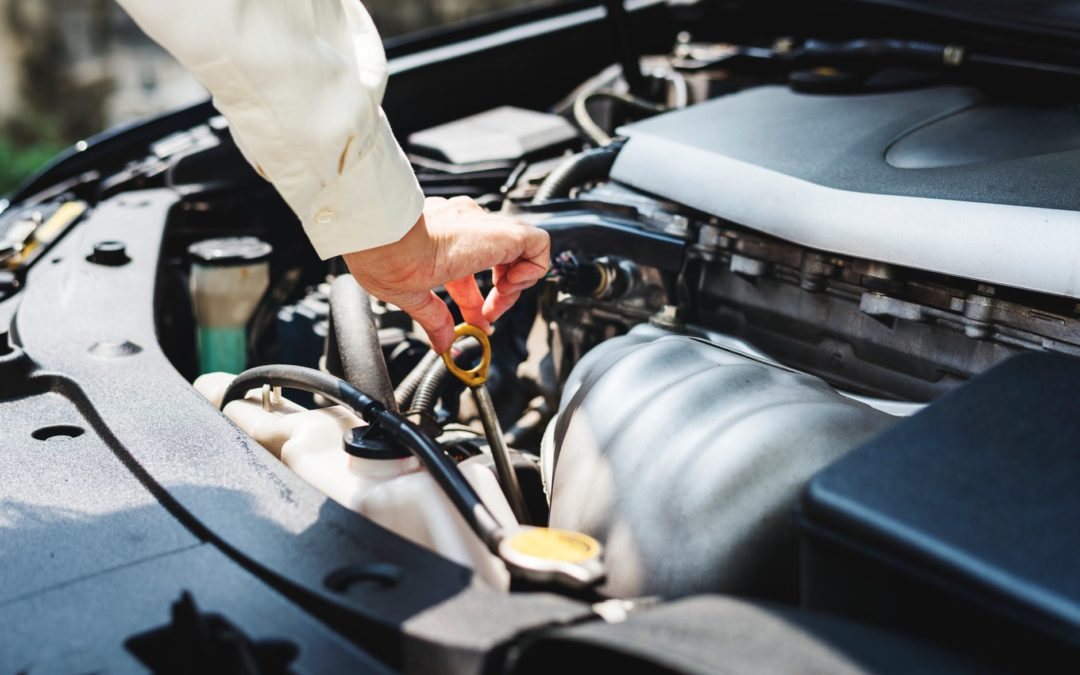 eiverTip 34: Check your engine's oil level regularly