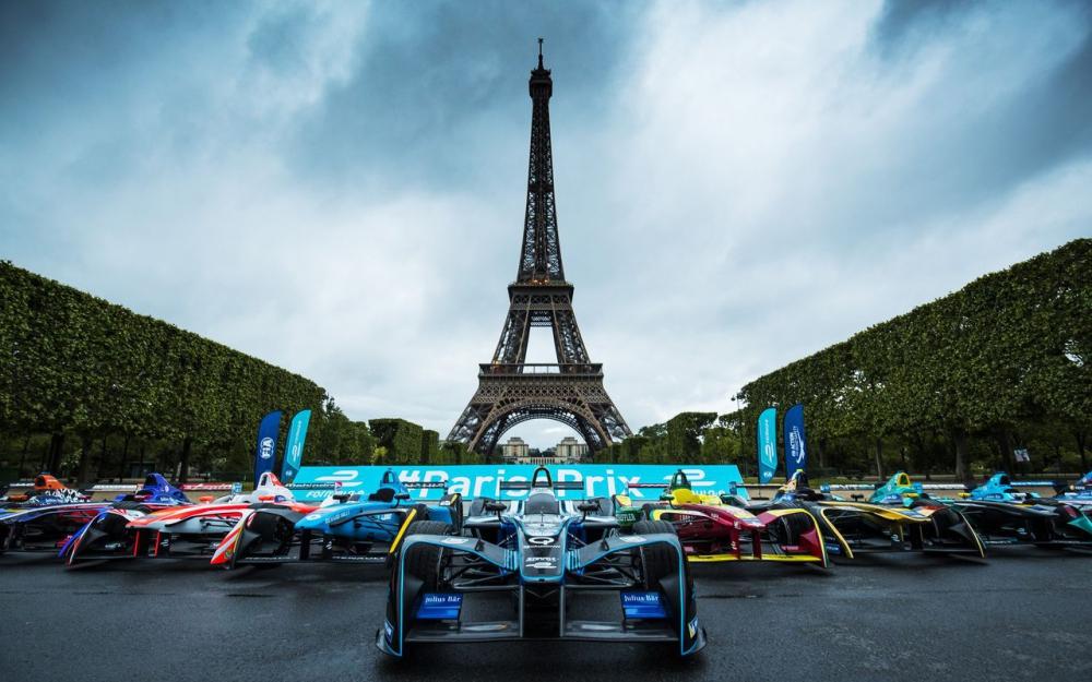 Démarrage au quart de tour pour l'E-Prix de Paris : lancement de la nouvelle version d'eiver