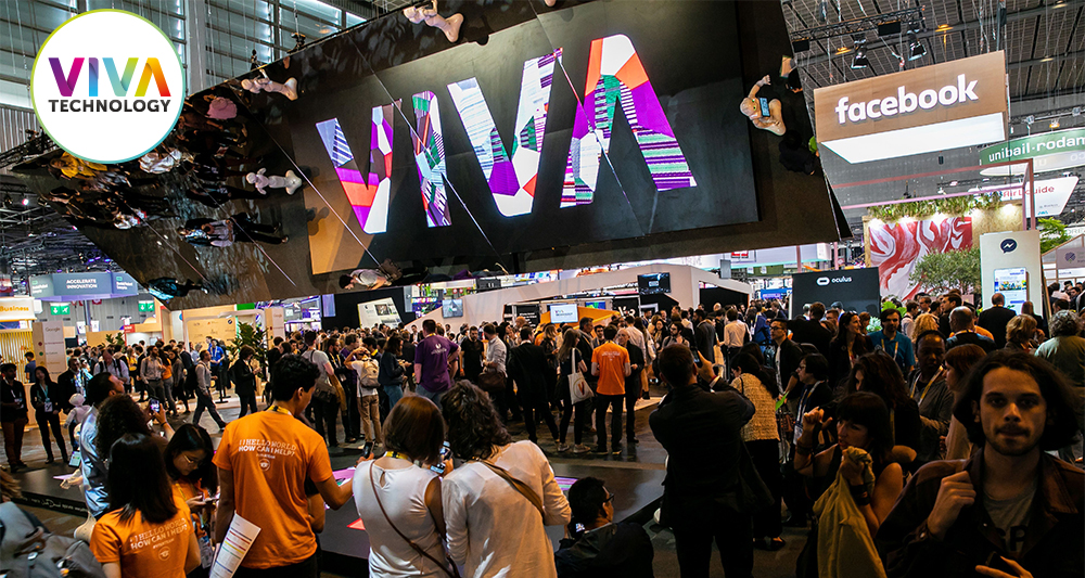 Future is here with VivaTech