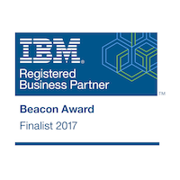 IBM BP BeaconAward - eiver, the only distinguished French startup at the IBM Beacon Awards 2017