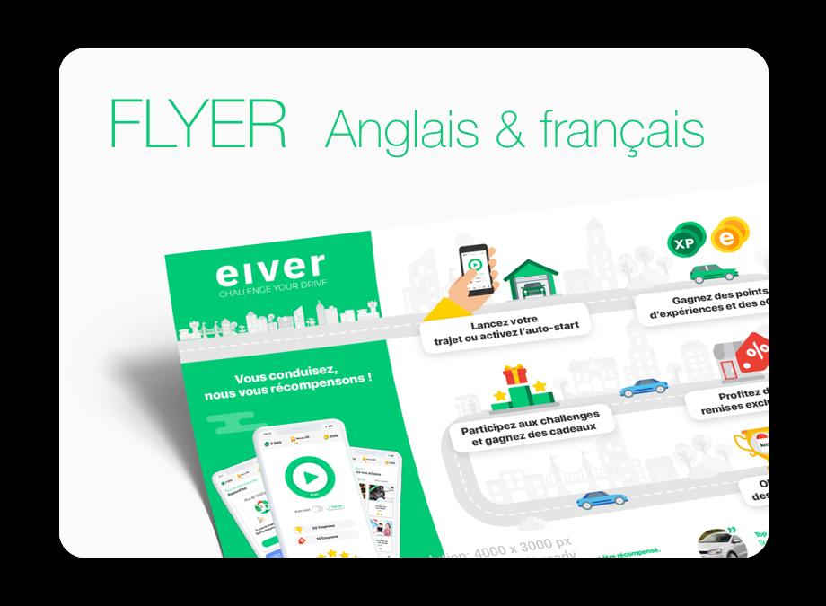 Flyer site - Media kit