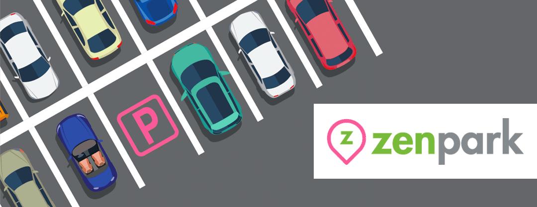 Zenpark, l'application qui révolutionne le stationnement