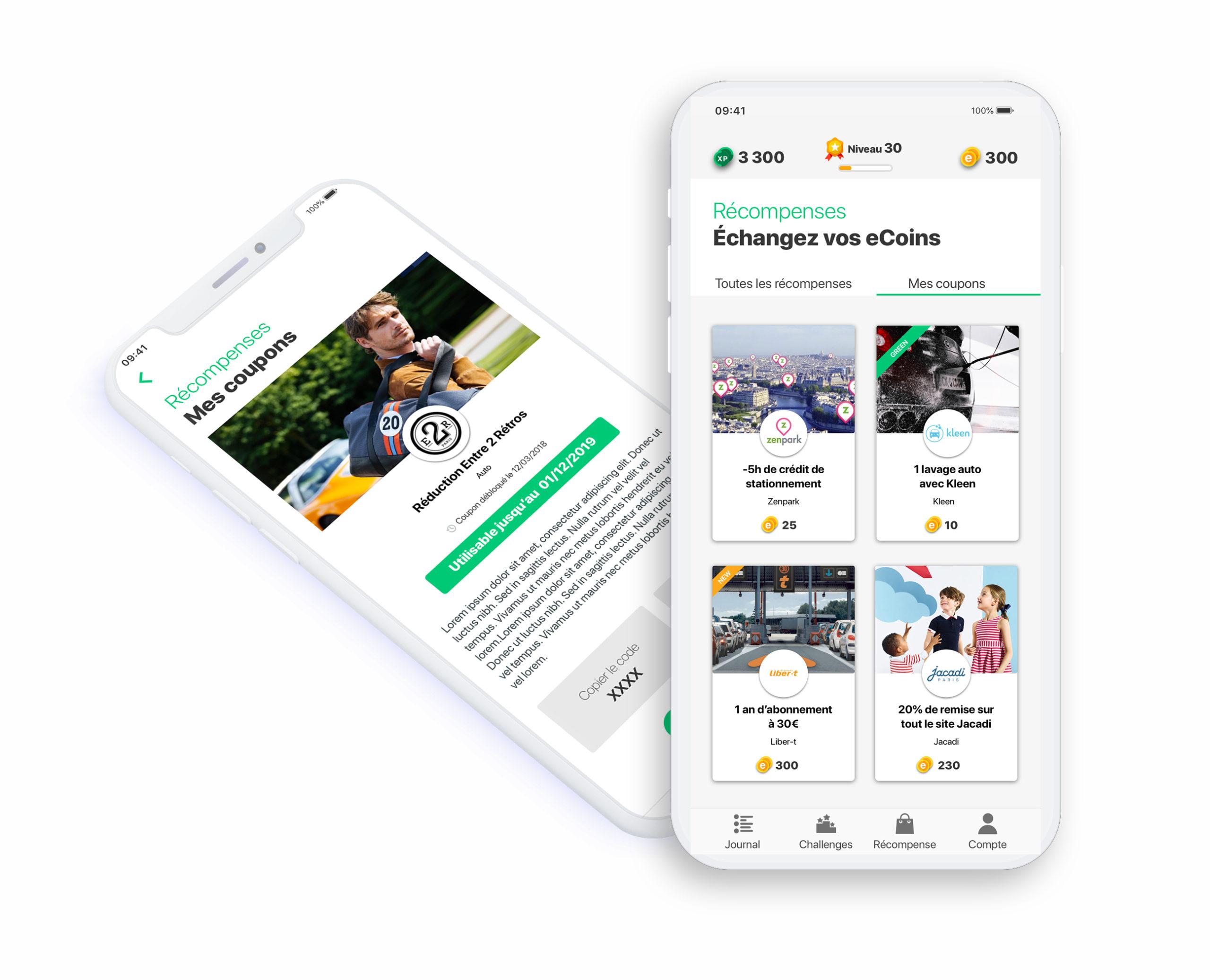 iphonex mockup white - Offer benefits