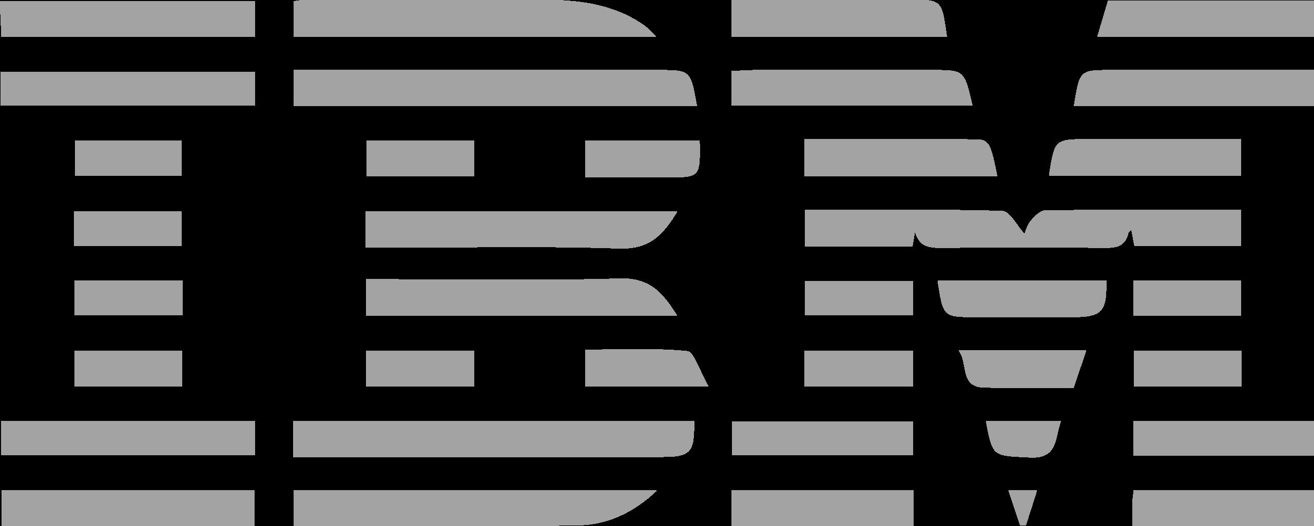 ibm logo - Intégrez nos solutions