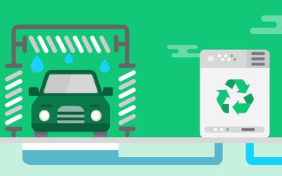 laver sa voiture en station est un geste écologique