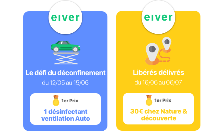 2 chalenge - eiver - Challenge your Drive