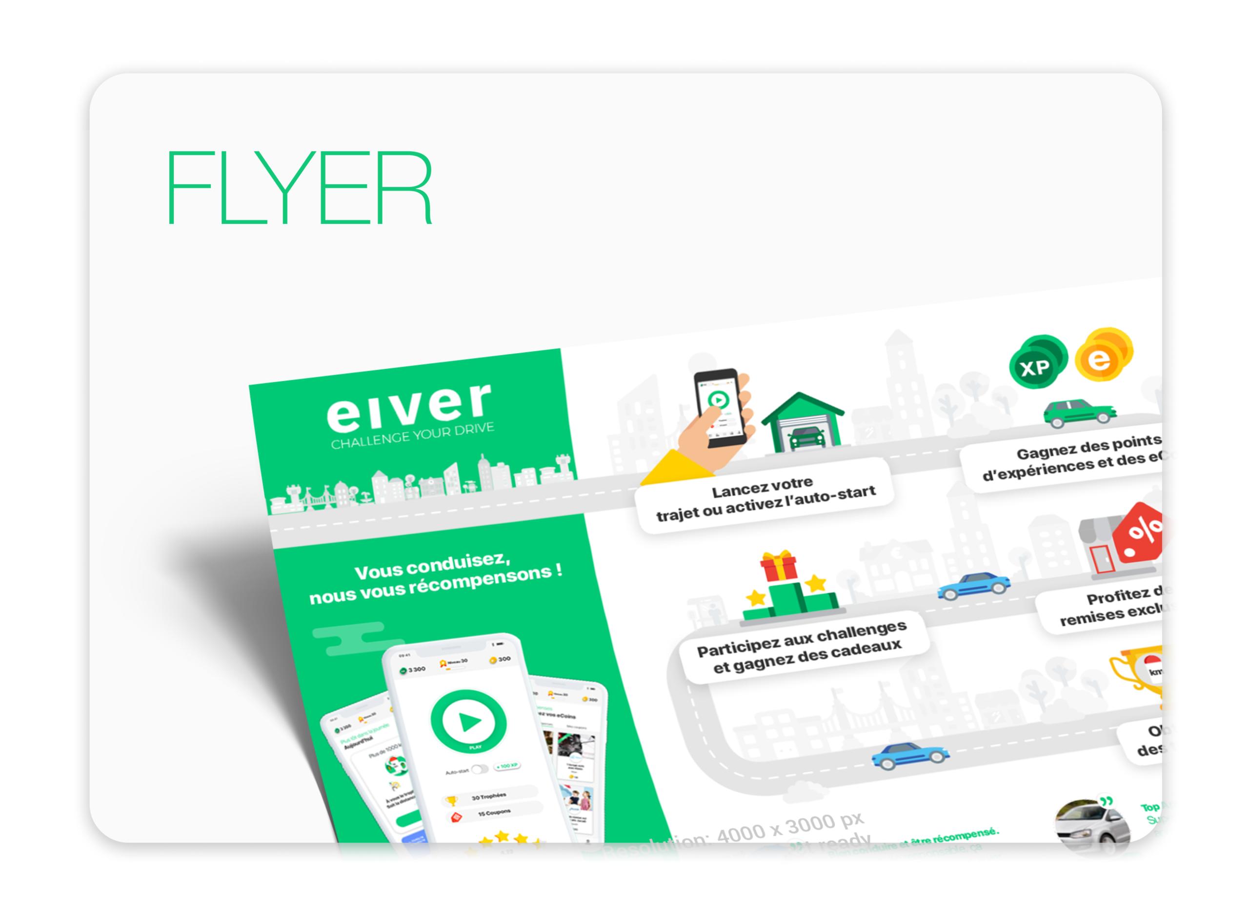 Vignette Flyer - Media kit